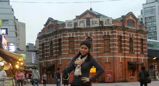 Ximen Red House - Ximending: March 2013