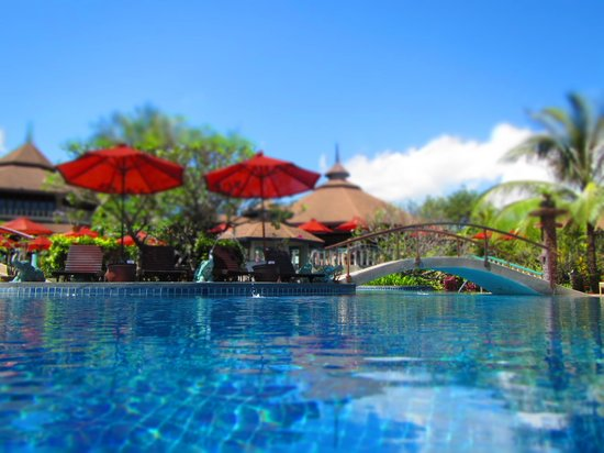 Mangosteen Resort & Ayurveda Spa: Pool