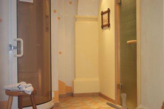 Ferienhotel Gewürzmühle: Sauna und Dampfbad