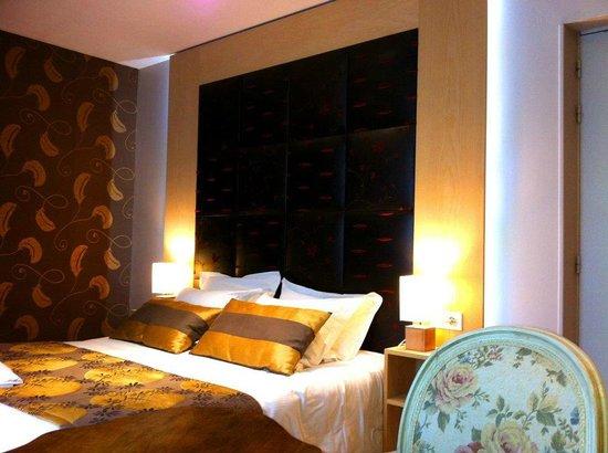 Hotel du Pont Roupt : Guest room