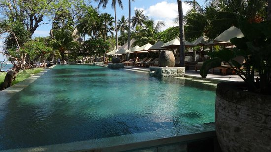 Qunci Villas Hotel: Gorgeous pool