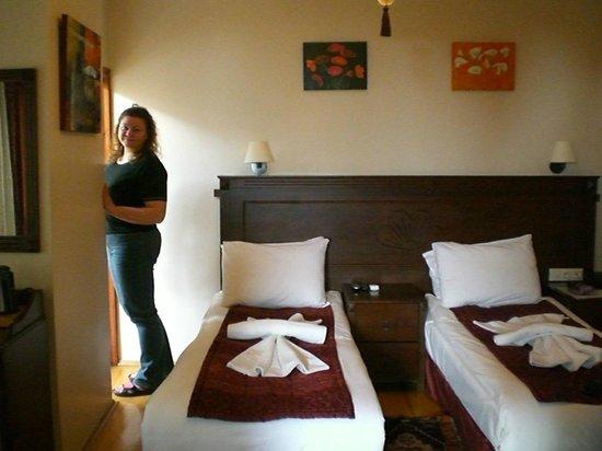 Berce Hotel: Номер
