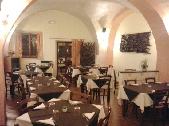Pianella, Włochy: Sala