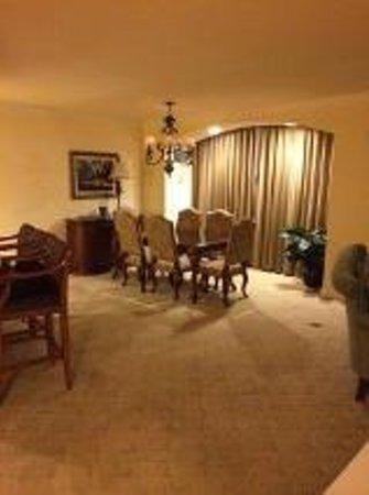 Rosen Shingle Creek: Suite Dining