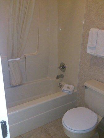 Stratton Inn: Bathroom