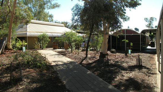 Outback Pioneer Hotel & Lodge, Ayers Rock Resort: The grounds