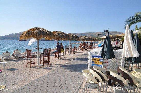 Villa Luna: Strand Okrug Gornji