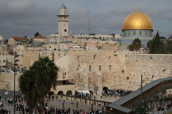 Just Jerusalem Tours -  Day Tours : Wailing Wall