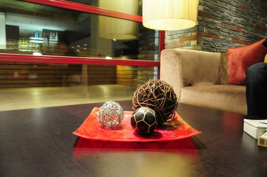 Hotel Galanthus & Spa: Лоби