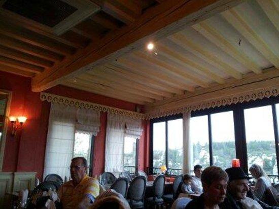 Restaurant de la Reine Jeanne : Intérieur