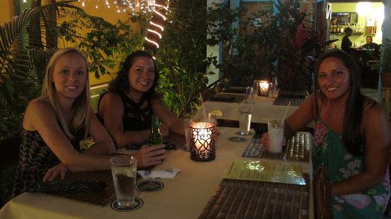 The Secret Garden Restaurant: Happy Guests December 2013