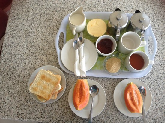 Tropic of Capricorn: Continental Breakfast