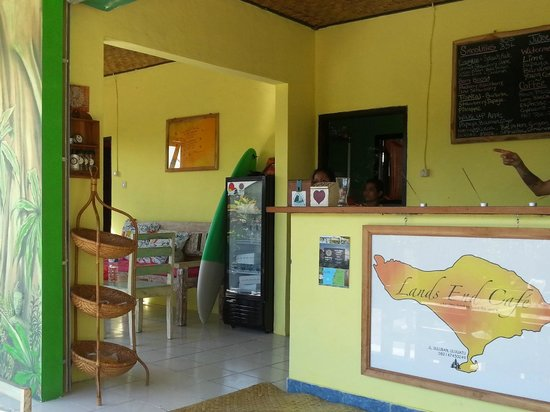 Land's End Cafe: Lands End Cafe
