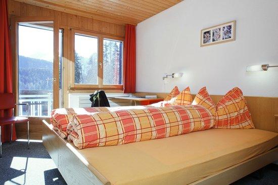 Hotel Seebüel: Standard Doppelzimmer