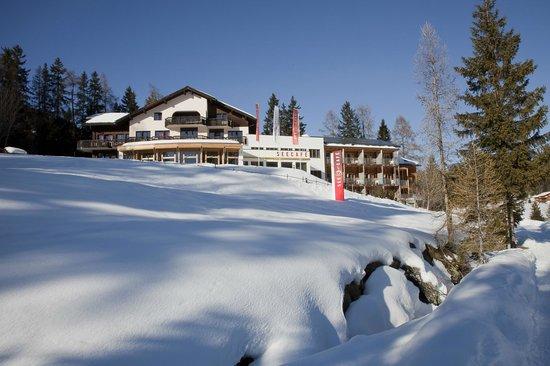 Hotel Seebüel Winter