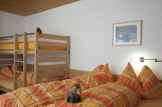 Hotel Seebüel: Familienzimmer
