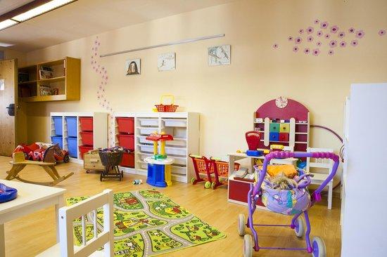 Hotel Seebüel: Kinderspielzimmer