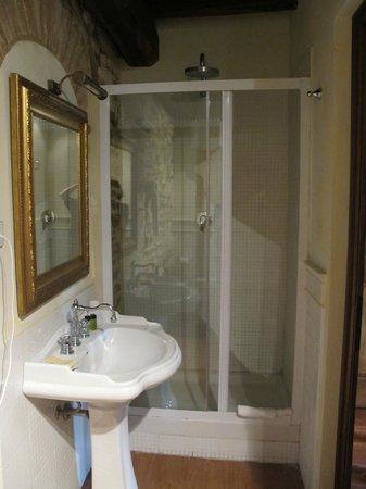 Tenuta Sant'Ilario: ванная