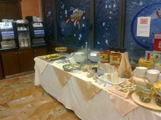Hotel La Pace: Breakfast area 2