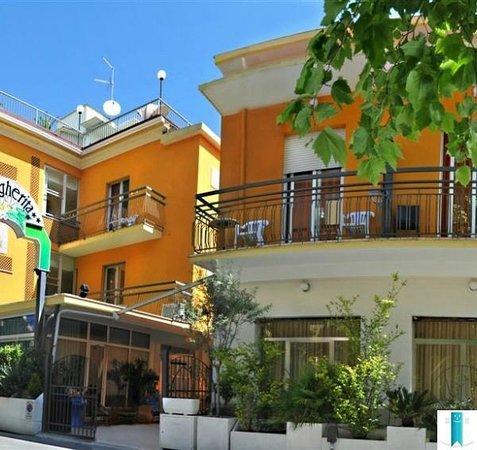 Hotel Margherita Miramare Rimini vacanza holiday urlaub