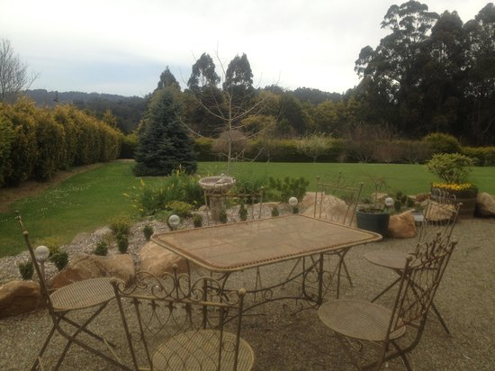 Gracehill Accommodation: View from The Coach House