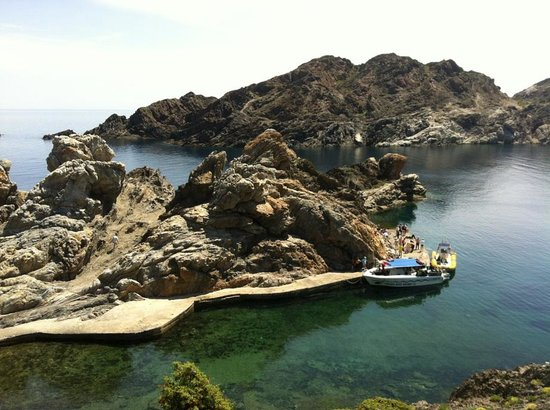 Diving Center Colera: Cala Culip, Cap de Creus.