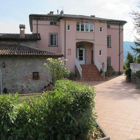 Villa Belvedere: la maison d'hôtes