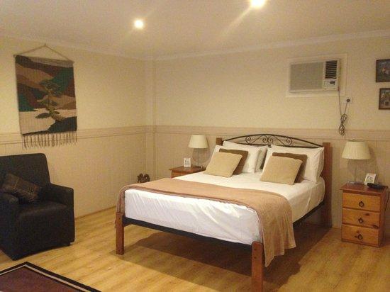Lagoon Pocket Bed & Breakfast : Bedroom