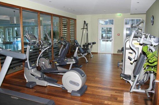 Grand Hotel Lienz: Fitnessbereich