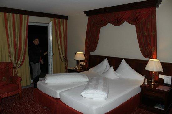 Grand Hotel Lienz: Juniorsuite