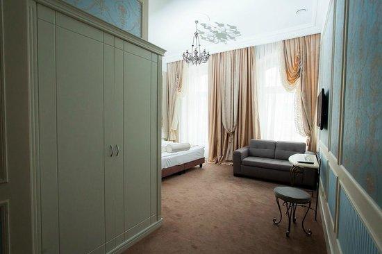 Kuznetskiy Inn Hotel : Comfort room