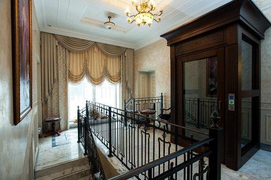 Kuznetskiy Inn Hotel: Hall