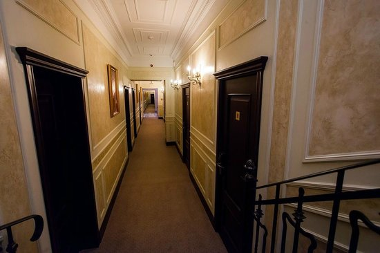Kuznetskiy Inn Hotel : Hall