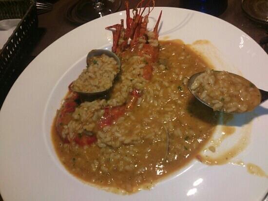 Cal Brualla: arròs caldos de carabiners