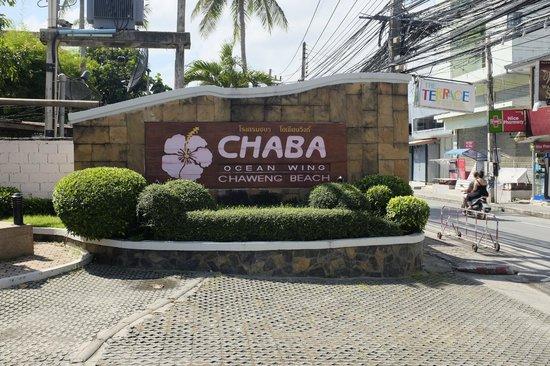 Chaba Samui Resort: ocean wing