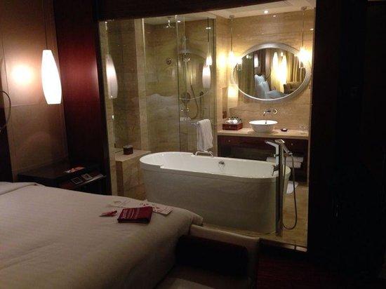 Beijing Marriott Hotel Northeast: Club room