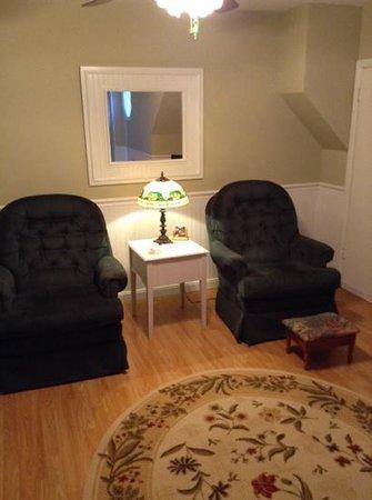 Los Gatos Bed & Breakfast: grand suite