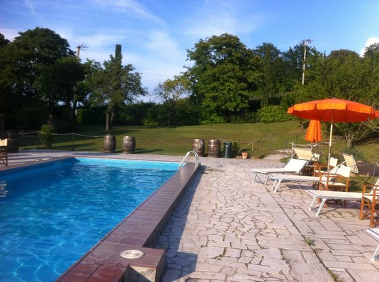 Fattoria del Colle - Agriturismo : Pool