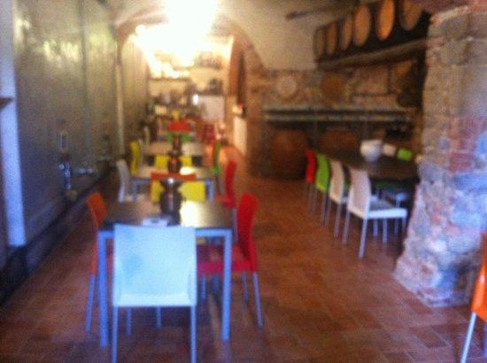 Fattoria del Colle - Agriturismo: Winery