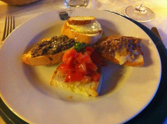 Fattoria del Colle - Agriturismo: Dinner