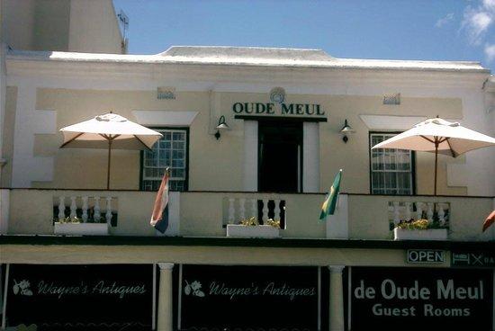 de Oude Meul Guest House: Main Hotel Building