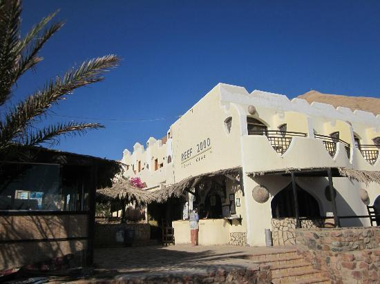 The Bedouin Moon Hotel: Reef 2000