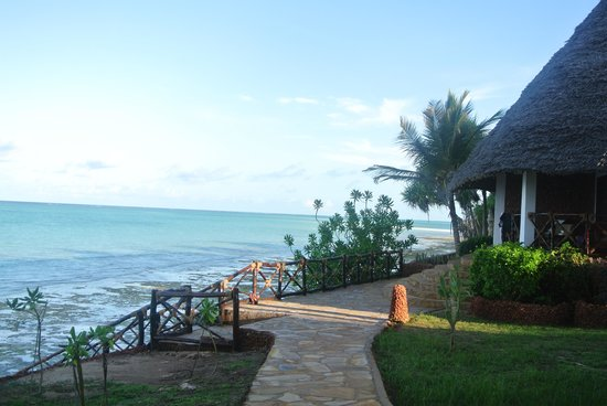 Ras Nungwi Beach Hotel: océan indien