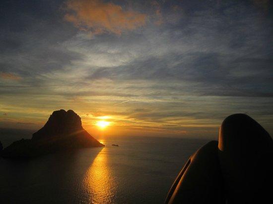 Es Vedra : Sunset