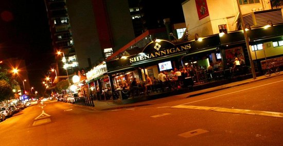 Shenannigans Restaurant & Bar