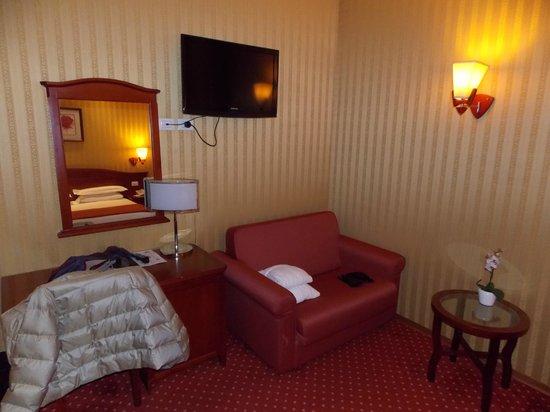 Augusta Lucilla Palace: Vista de la habitación (1)