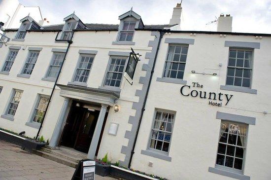 Photo of The County Hotel Hexham