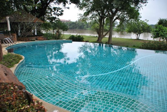 The Legend Chiang Rai : La piscina