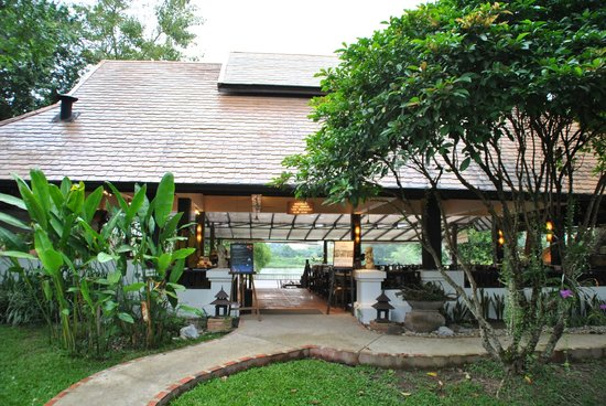 The Legend Chiang Rai: La sala ristorante