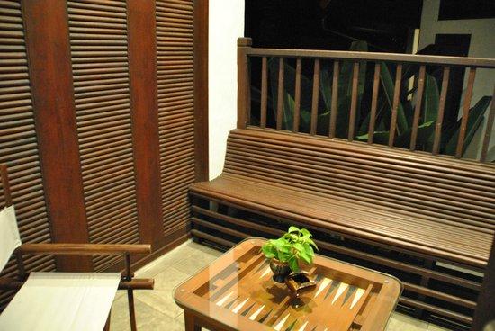 The Legend Chiang Rai: Il balconcino